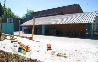 Kinderwagenboxen in Pulheim in einer neuen Kita