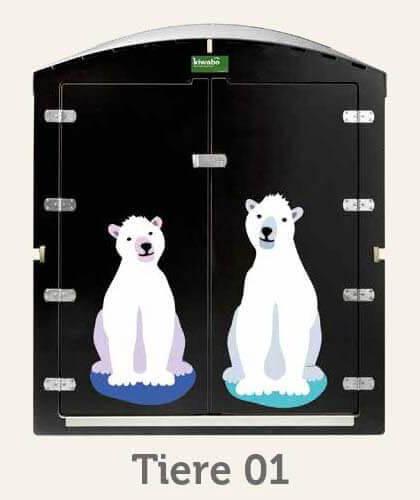 kiwabo Türmotive Tiere 01