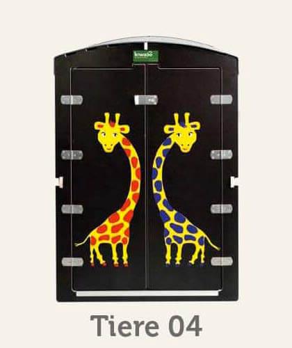 kiwabo Türmotive Tiere 04
