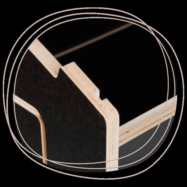 Holzkomponenten