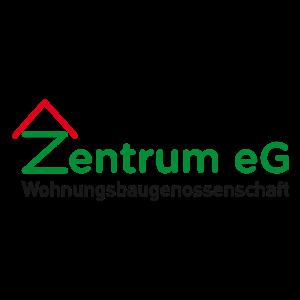 Zentrum eG Wohnungsbaugenossenschaft Logo