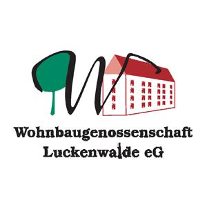 Wohnungsbaugenossenschaft Lüuckenwalde eG Logo